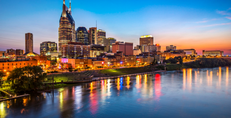 nashville nighttime skyline_640